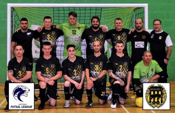 Futsal _ Strike em Inglaterra