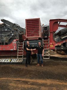 Striker Australia appoints Onetrak as their Australian dealer