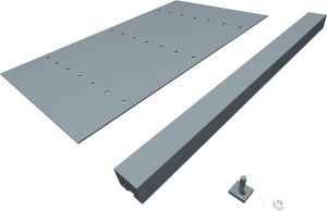 Striker Crushing and Screening – Conveyor belt impact bed parts