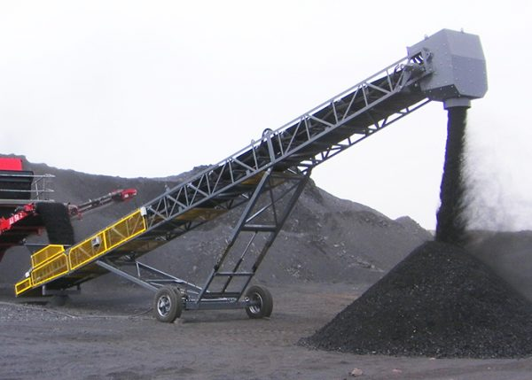 Striker Crushing and Screening 15m conveyor