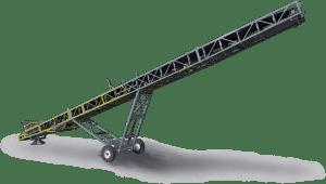 Striker Mobile Conveyor 24M 3D