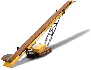 Striker Mobile Conveyor TS24 3D