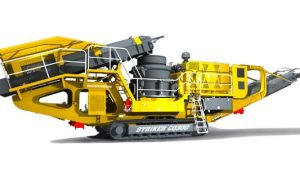 Heavy Duty Aussie Mobile Cone Crusher