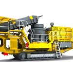 Mobile Cone Crusher for Purchase or Hire