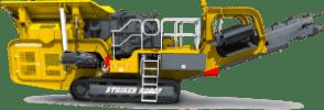 Striker Mobile Impact Crusher HQ907 3D