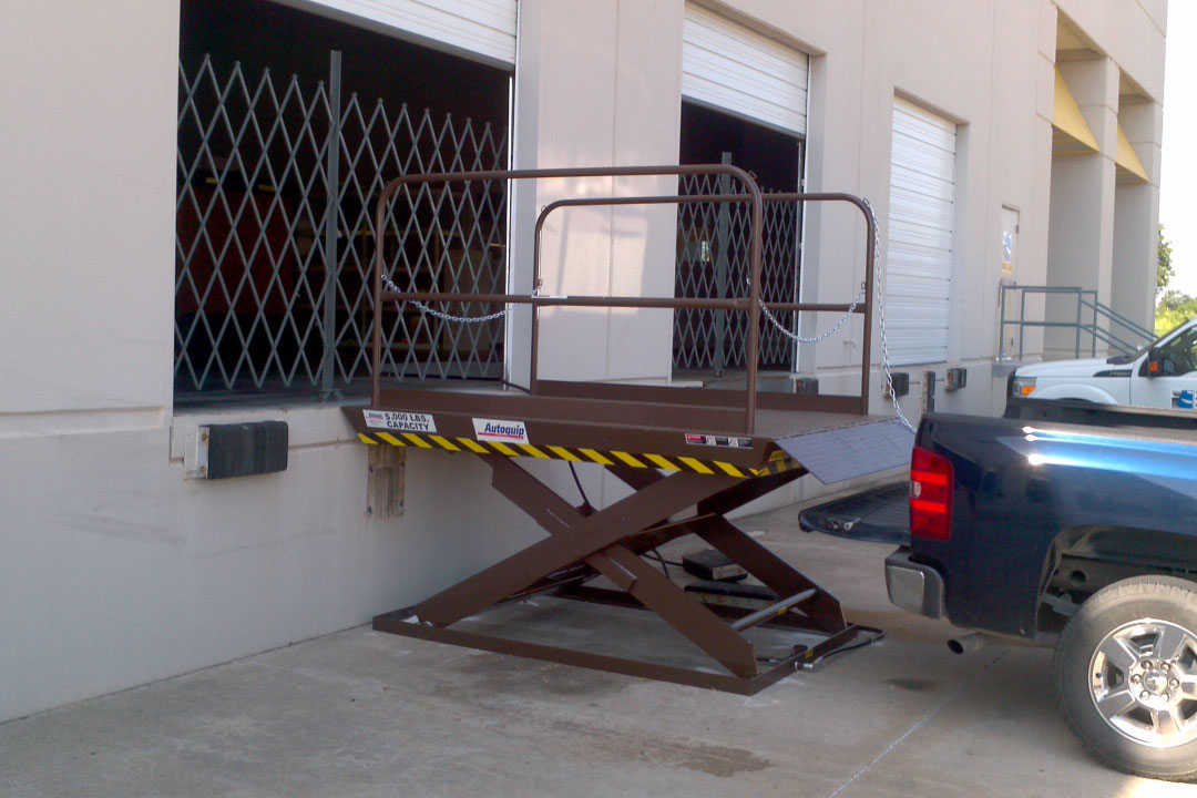 Portable Dock Lift