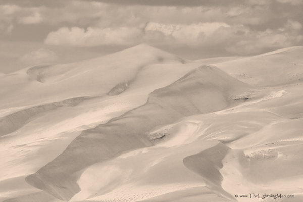 IMG 0211BWsepia600s Colorado Great Sand Dunes   Prints and Stock Images