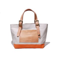 Tote Small Orange