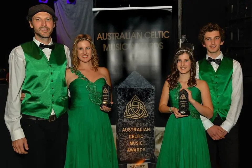 2017 Australian Celtic Music Awards