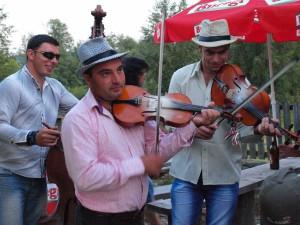 Transylvanian Folk Violinists