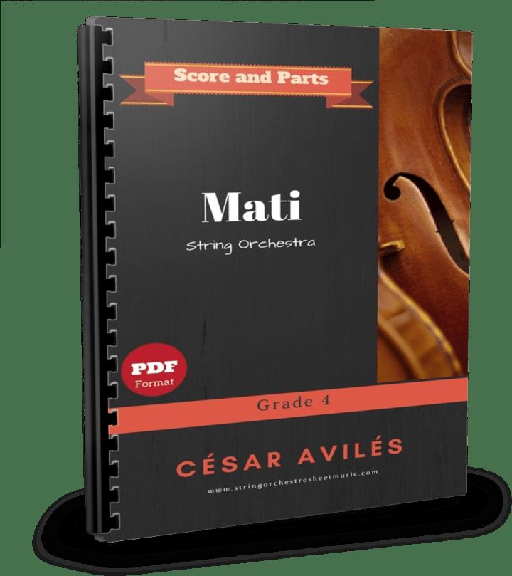 Grade 4-5   String Orchestra Sheet Music