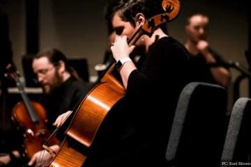 cellist demonstrating thumb technique