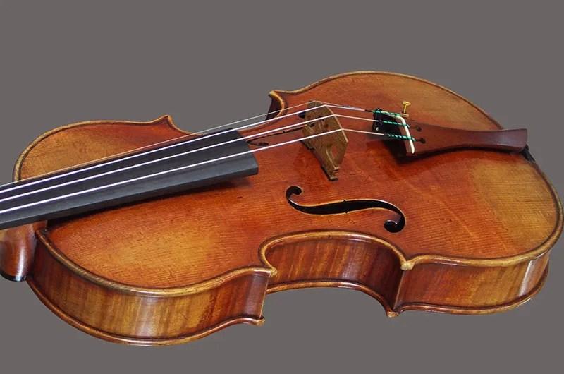 Strad model violin-Joseph Curtin
