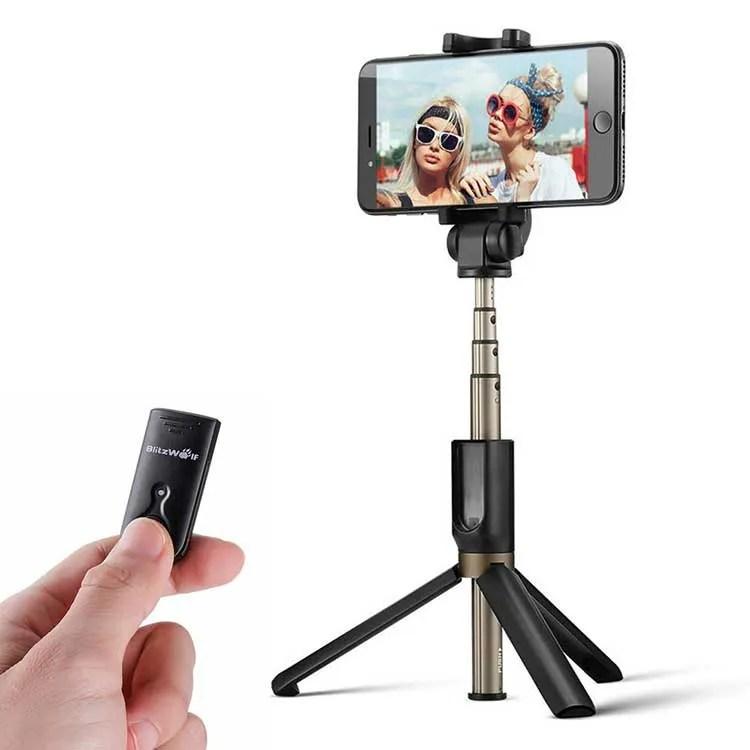 Blitzwolf BW-BS3 tripod/selfie stick