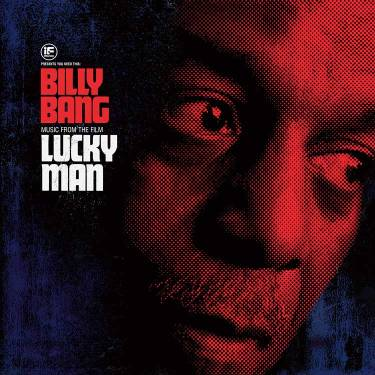 violinist Billy Bang 'Lucky Man' album cover