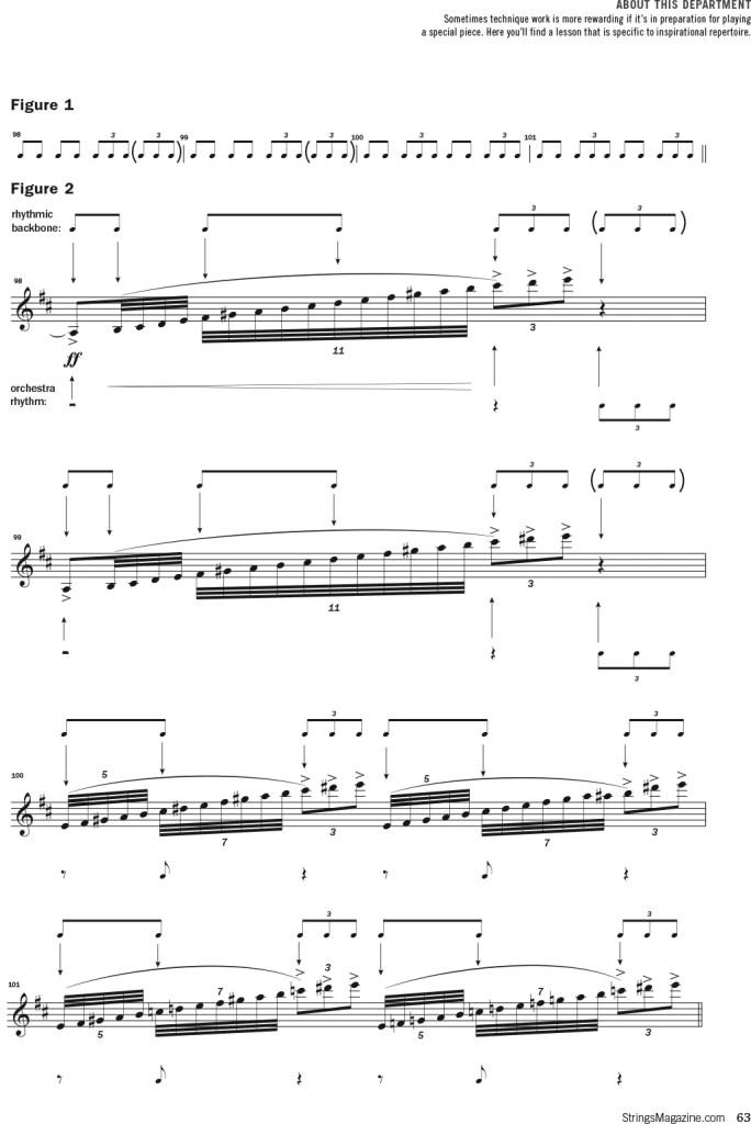 tchaikovsky violin concerto notation