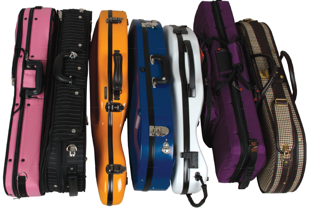 A Guide To Buying Violin And Viola Cases Strings Magazine