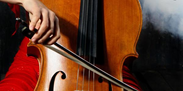 cello played by cellist
