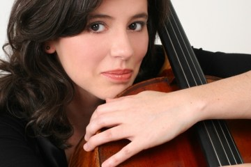 Cellist Louise Dubin