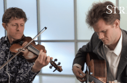 Tim Kliphuis Sam Miltich Strings Sessions Violin Jazz Gypsy