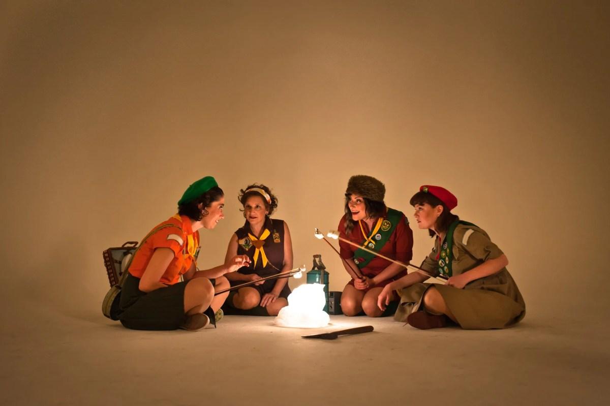 Real Vocal String Quartet—Campfire