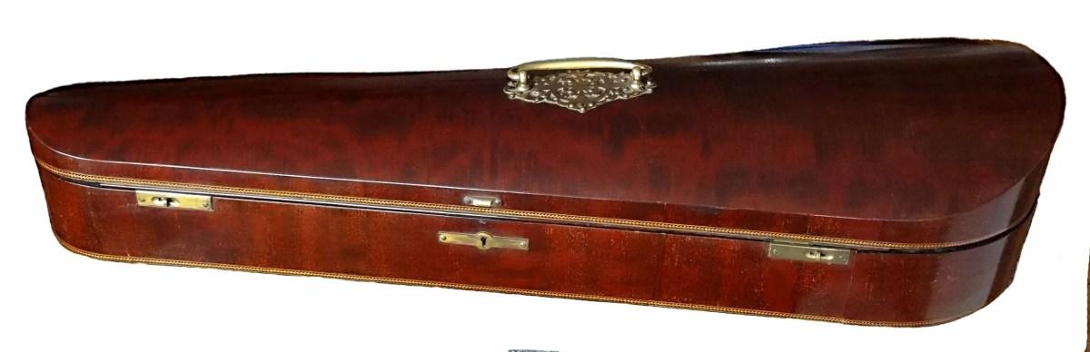 W.E. Hill & Sons Luxury Case