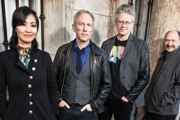 Kronos Quartet Fifty for the Future Strings Magazine