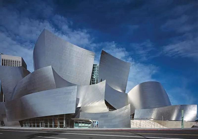 Los Angeles venue Disney Concert Hall