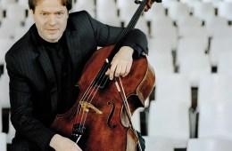 Cellist Jan Vogler on his 1707 'ex-Castelbarco, Fau' Stradivari