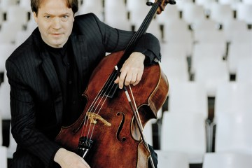 Cellist Jan Vogler on his 1707 'ex-Castelbarco, Fau' Stradivari
