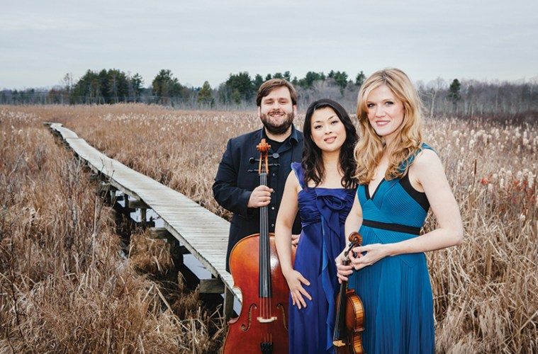 Violinist Anna Marie Williams of the Neave Trio on Roussel's underperformed Piano Trio