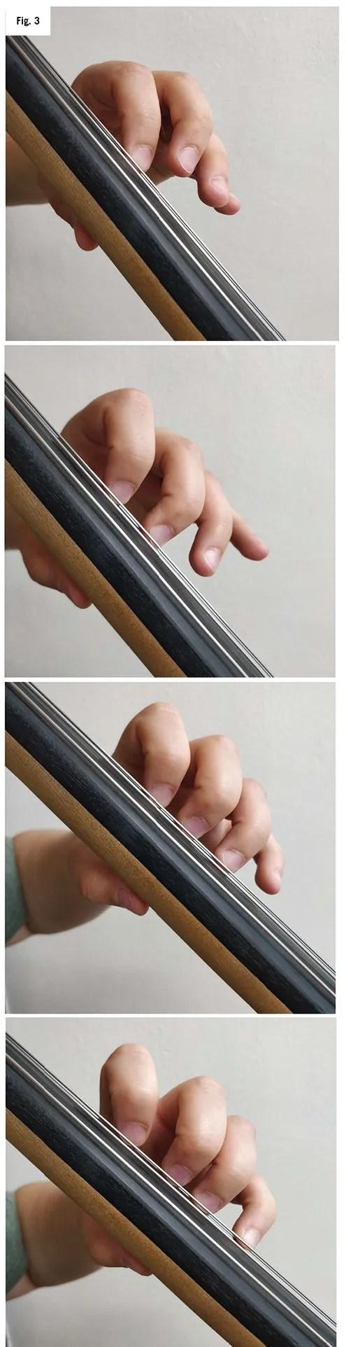 cello pronation technique