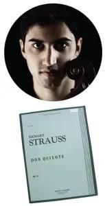 Kian Soltani, cellist