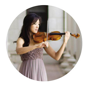 Violinist Terry Chang