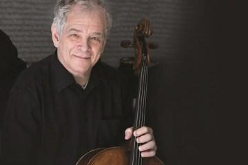 Cellist Joel Krosnick