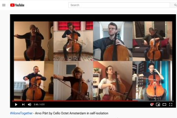 Cello Octet Amsterdam