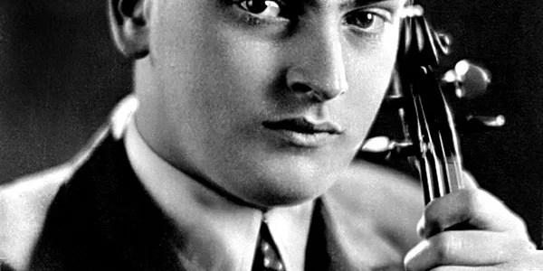 Yehudi Menuhin in 1937
