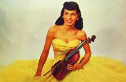 jazz violinist Ginger Smock