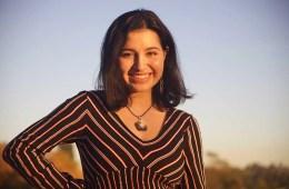 Violinist Gianna Pedregon