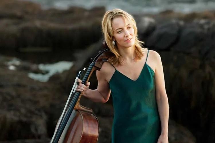 Cellist Wilhelmina Smith