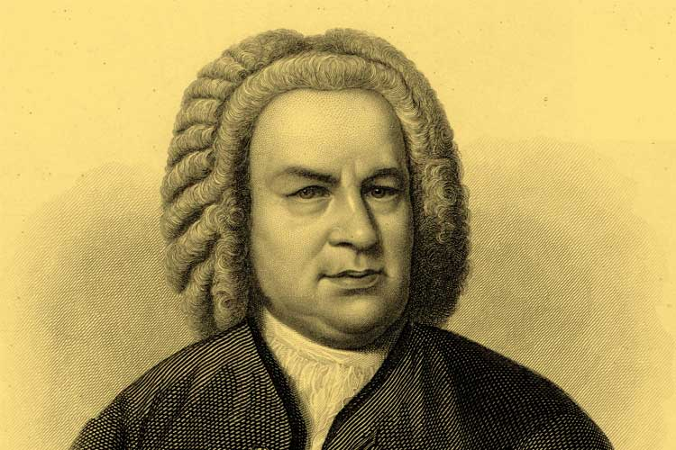 JS Bach. Play Bach Better by Improving Your Fifths