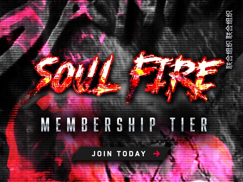 'Soul Fire' Membership Tier