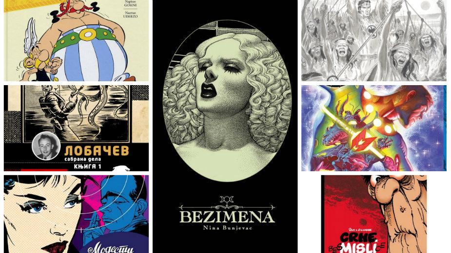 pregled stripovske stripblog