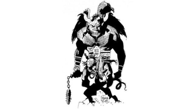 hellboy strip blog