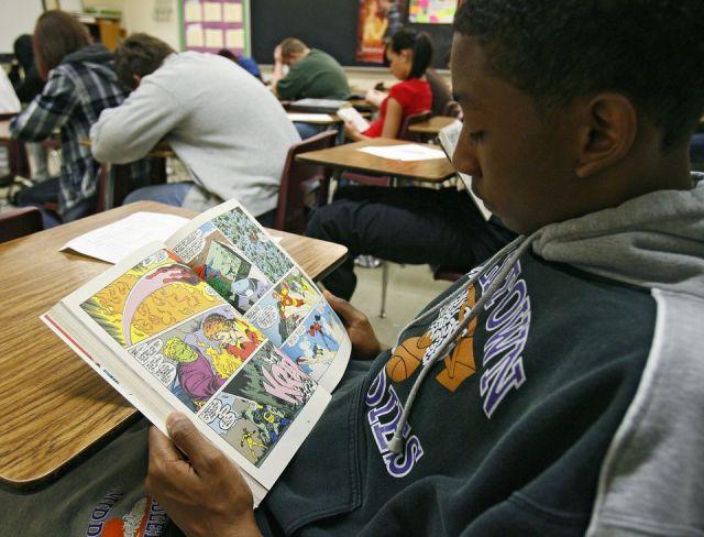 Može li nas čitanje stripova učiniti pametnijim strip blog