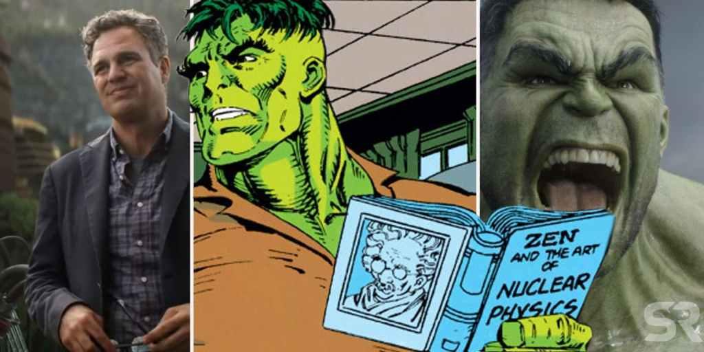 Osvetnici: Kraj Igre - Profesor Hulk i kako je do njega došlo? strip blog