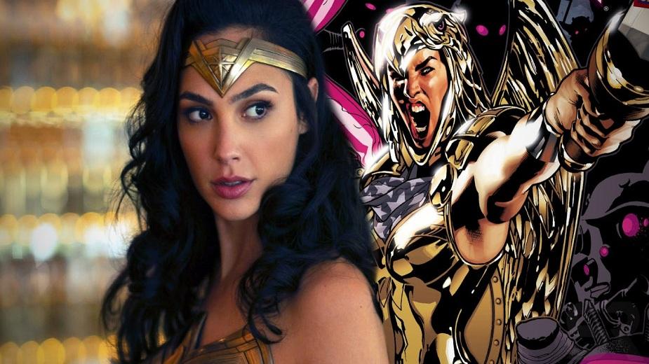 """Kako će Čudesna Žena izgledati u filmu """"Wonder Woman 1984"""" ? strip blog"""