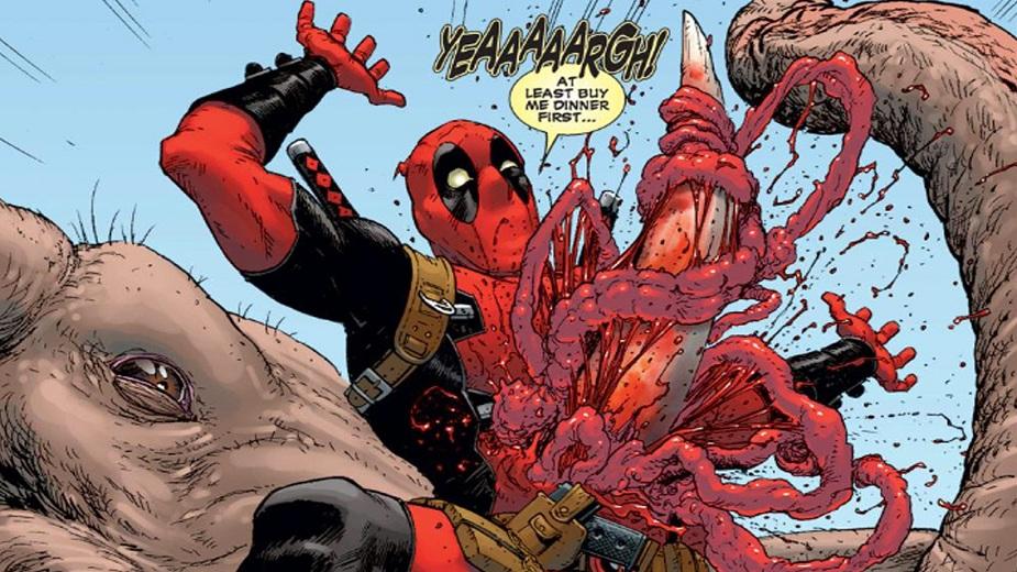 Najkrvaviji momenti u Marvelovim stripovima strip blog