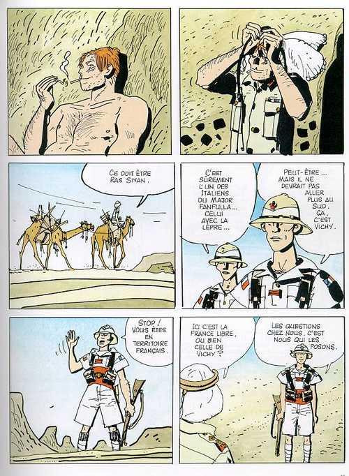 pustinjske skorpije stripblog