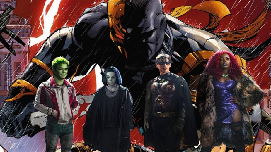 Trailer za Titans sezonu 2 i prvi pogled na Brusa Vejna i Deathstroke-a (VIDEO) strip blog